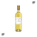 Wine-CARMES DE RIEUSSEC 2010 750ML