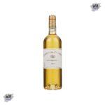 Wine-CARMES DE RIEUSSEC 2012 375ML