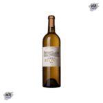 Wine-CH. BROWN BLANC 2011 750ML