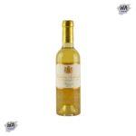 Wine-CH. SUDUIRAUT 2010 375ML