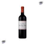 Wine-LA FLEUR DE HAUT BAGES 2007 750ML