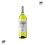 Wine-LOS VASCOS SAU. BLANC 2010 750ML